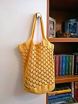 Nákupné tašky - Pineapple Tote - 11612829_