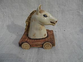 Dekorácie - Koník grošovaný - 11614764_