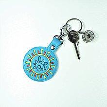 Kľúčenky - Prívesok vírus - 11615198_