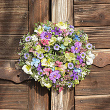 Dekorácie - Venček na dvere - 11615301_