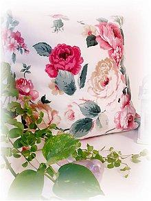Úžitkový textil - Vankúš - 11615290_