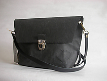 "Kabelky - Passport bag ""Black"" - 11614172_"