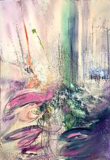 Obrazy - Underwater ~ breathing through - 11614721_