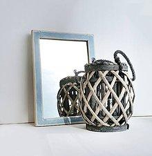 Zrkadlá - Malé renovované zrkadlo - 11614122_