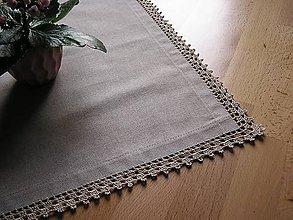 Úžitkový textil - ***  Dečky NATUR   *** - 11615626_