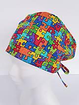 Čiapky, čelenky, klobúky - Operační čiapka - 11616804_