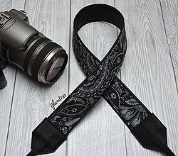 Iné doplnky - Popruh na fotoaparát - Magic shadow - 11616399_