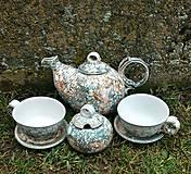 Nádoby - Súprava čajová Vojta - 11617383_