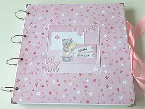 Papiernictvo - Fotoalbum pre dievčatko - 11616437_