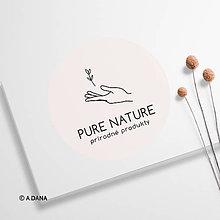 Grafika - Logo 'Pure' - 11617171_