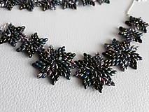 Sady šperkov - SADA Zelené hviezdy - 11617017_