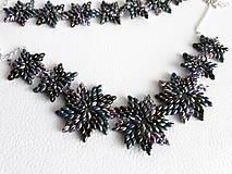 Sady šperkov - SADA Zelené hviezdy - 11617018_