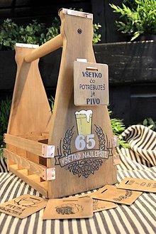 Nábytok - Debnička na pivo - prispôsobim Vám - 11618929_