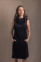 Šaty - Šaty malé čierne - 11619393_