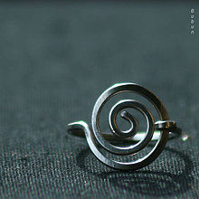 Prstene - Spirálník prsten - 11621638_