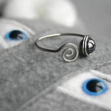 Prstene - Hematík - 11621656_
