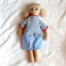 Hračky - Bábika Ivy - 11620021_