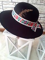 Doplnky - Pánsky klobúk Goral - 11619160_