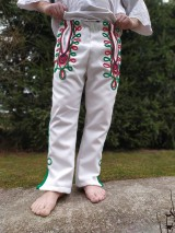 Oblečenie - Sukenne pánske nohavice - 11618741_