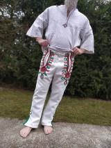 Oblečenie - Sukenne pánske nohavice - 11618742_