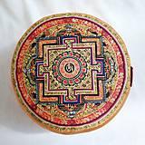 Úžitkový textil - Tibeťan - 11621998_