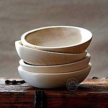 Nádoby - Drevený lipový sedliacky tanier  - 11623588_