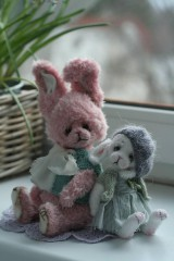 Hračky - Zajačica Colette - 11621988_