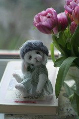 Hračky - Zajačica Colette - 11621989_