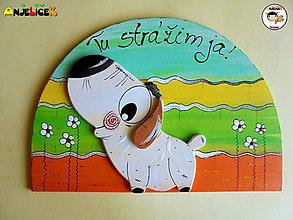 Tabuľky - Menovka psík - 11622358_