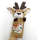 Hračky - Maňuška srnček - Srnček zo Svetlého lesa - 11622065_