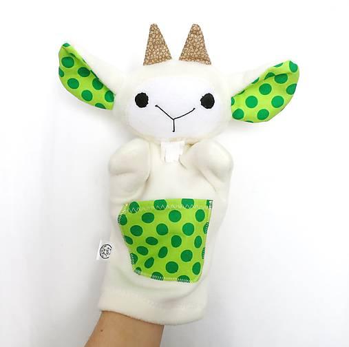 Maňuška koza - Kozliatko Bodkovééé