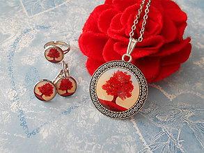 Sady šperkov - Ohnivá koruna - 11624658_