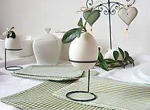 Dekorácie - Stojan na veľkonočné vajíčko - 11624562_