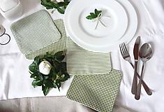 Úžitkový textil - Malé obojstranné prestieranie - 11624847_
