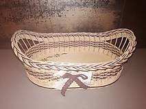 Košíky - Košík (vzor 3) - 11622155_