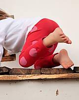 Detské oblečenie - legíny - 11625338_