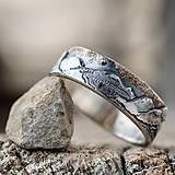 Prstene - Láska hory prenáša ... kusovka - 11626687_
