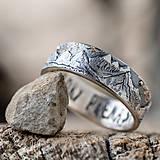 Prstene - Láska hory prenáša ... kusovka - 11626688_