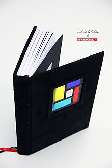 Papiernictvo - Zápisnik Vitraux - 11626961_