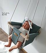 Textil - Hojdačka pre najmenších - 11628530_