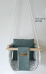Textil - Hojdačka pre najmenších - 11628532_