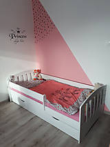 Nábytok - Detská posteľ - 11625455_