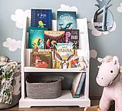 Nábytok - Montessori knižnica - 11626215_