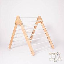 Hračky - Piklerovej triangel BIELY (Veľký) - 11626804_