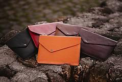 Na notebook - Kožené puzdro na tablet / notebook NOMAD Leather horčicové - 11625512_