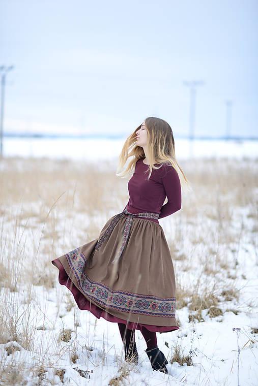 sukňa  Sonya