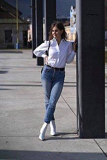 Košele - Luxusná košeľa - 11626460_