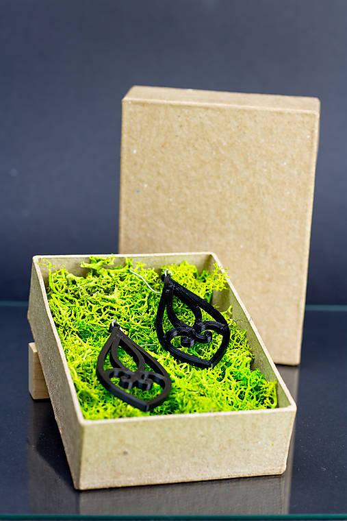 3D naušnice