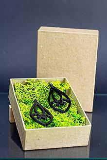 Náušnice - 3D naušnice - 11627207_