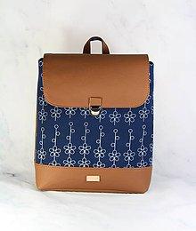 Batohy - Morotlačový batoh Ondrej XL hnedý 1 - 11628384_